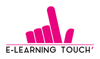 logo elearning touch