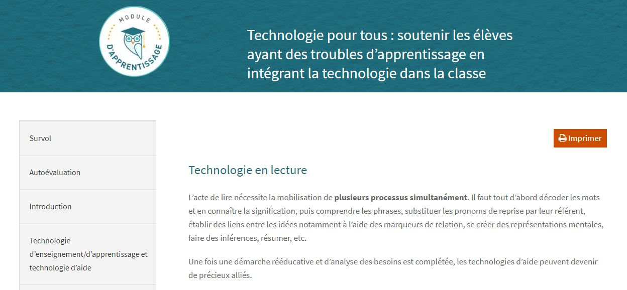 cours TA