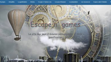 logo escape n' games