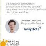 Logo du groupe Storytelling et gamification